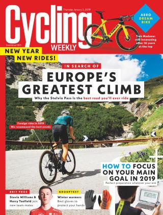 Cycling Weekly Jan 3 2019