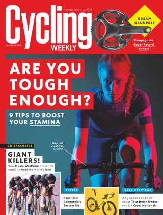 Cycling Weekly Jan 10 2019