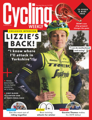Cycling Weekly Feb 14 2019