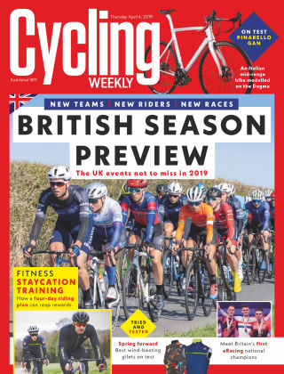 Cycling Weekly Apr 4 2019