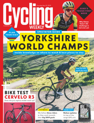 Cycling Weekly May 23 2019