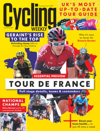Cycling Weekly Jul 4 2019