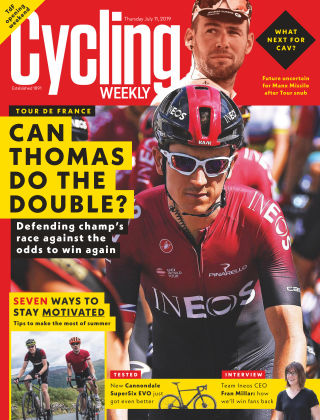 Cycling Weekly Jul 11 2019