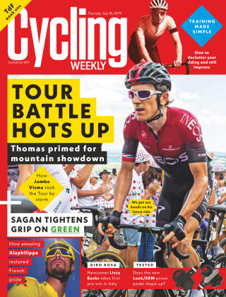 Cycling Weekly Jul 18 2019