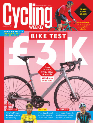 Cycling Weekly Aug 8 2019