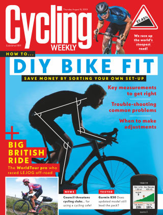 Cycling Weekly Aug 15 2019