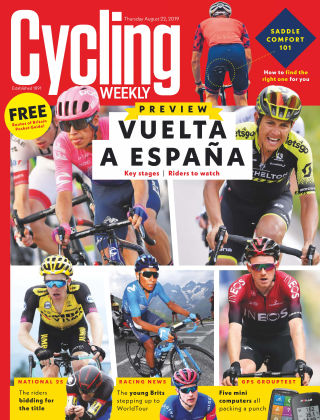 Cycling Weekly Aug 22 2019