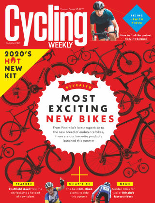 Cycling Weekly Aug 29 2019