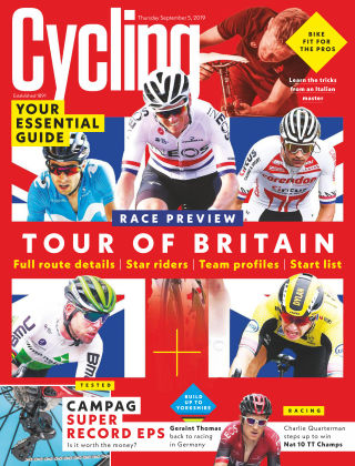 Cycling Weekly Sep 5 2019