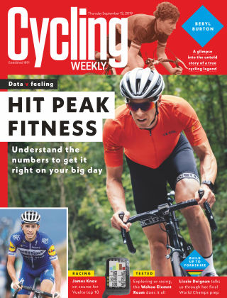 Cycling Weekly Sep 12 2019