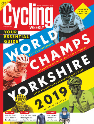Cycling Weekly Sep 19 2019