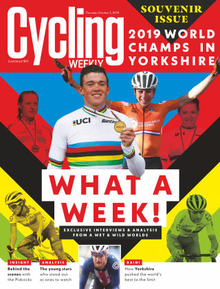 Cycling Weekly Oct 3 2019