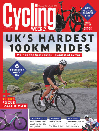 Cycling Weekly Nov 7 2019
