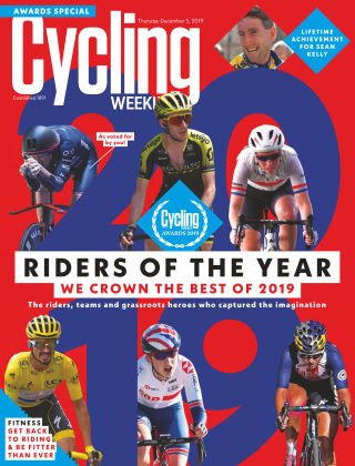 Cycling Weekly Dec 5 2019