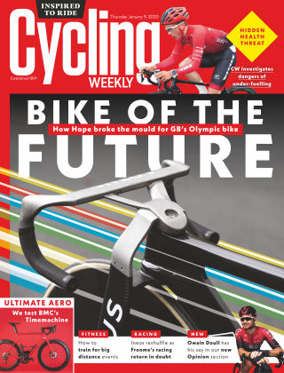 Cycling Weekly Jan 9 2020