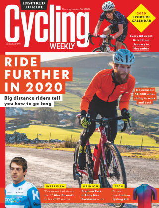 Cycling Weekly Jan 16 2020