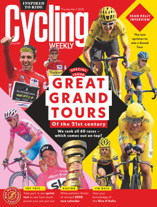 Cycling Weekly May 7 2020