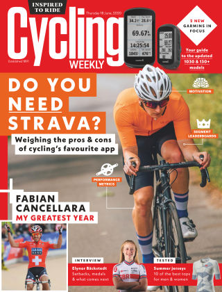 Cycling Weekly June 18th 2020