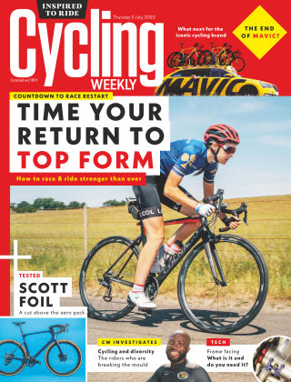 Cycling Weekly 2nd July 2020