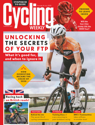Cycling Weekly 16th July 2020