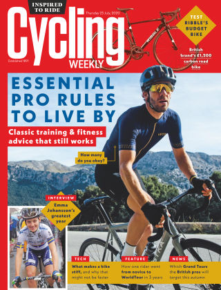 Cycling Weekly 23rd July 2020