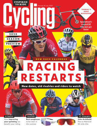 Cycling Weekly 30th July 2020