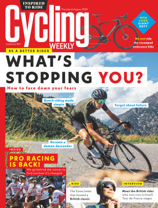 Cycling Weekly 6th August 2020