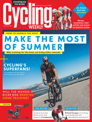Cycling Weekly 13th August 2020