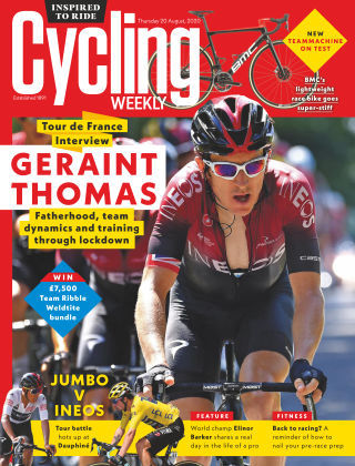Cycling Weekly 20th August 2020