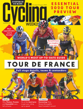 Cycling Weekly 27th August 2020