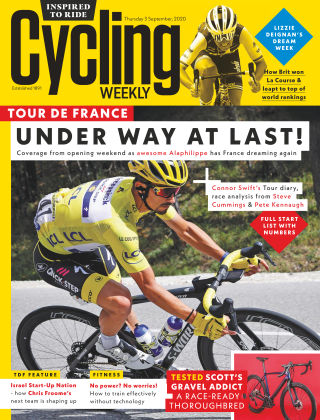 Cycling Weekly 3rd September 2020