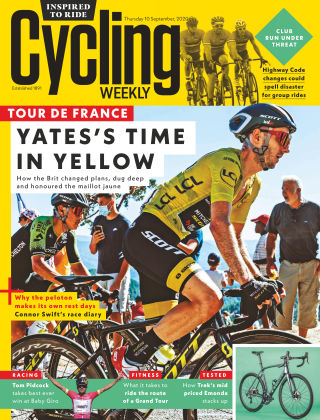 Cycling Weekly 10th September 2020