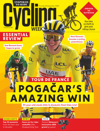 Cycling Weekly 24th September 2020