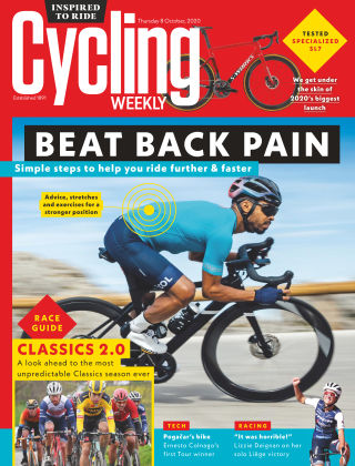 Cycling Weekly 8th October 2020