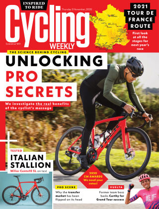 Cycling Weekly 5th November 2020