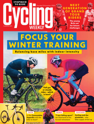 Cycling Weekly 12th November 2020