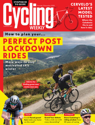 Cycling Weekly 3rd December 2020
