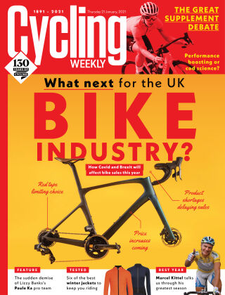 Cycling Weekly 21st January 2021