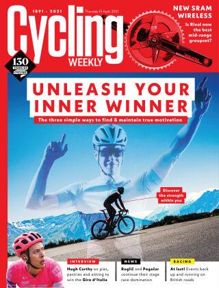 Cycling Weekly 15-Apr-21