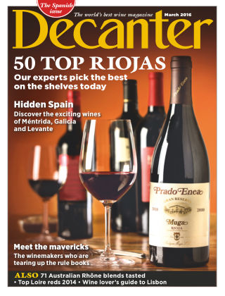 Decanter March 2016