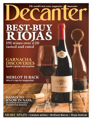 Decanter March 2017