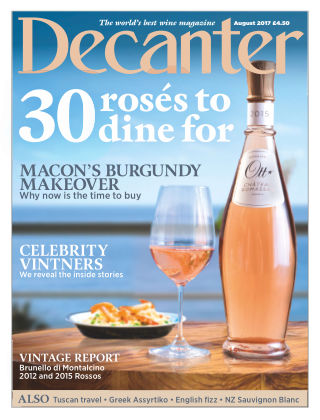 Decanter August 2017