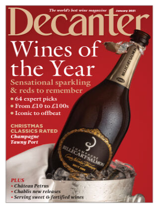 Decanter January 2021