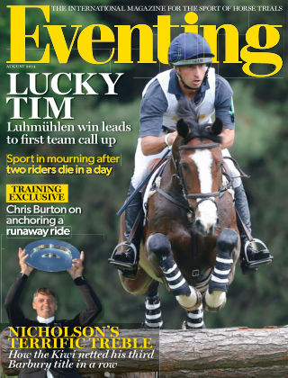 Eventing August 2014