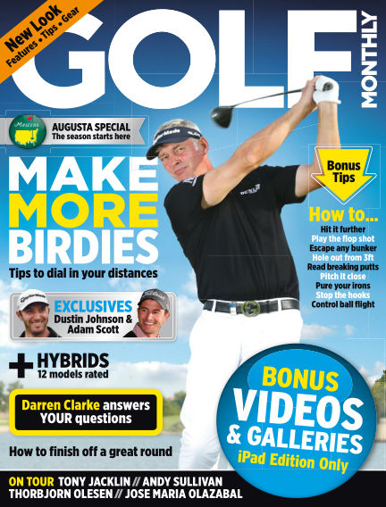 Golf Monthly April 17, 2014 00:00
