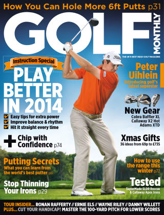 Golf Monthly January 2014