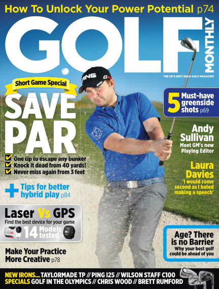 Golf Monthly March 20, 2014 00:00