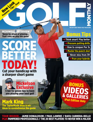 Golf Monthly June 2014