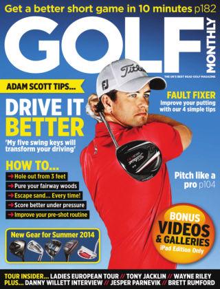 Golf Monthly Open 2014