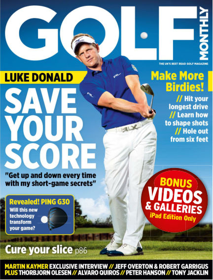 Golf Monthly August 07, 2014 00:00